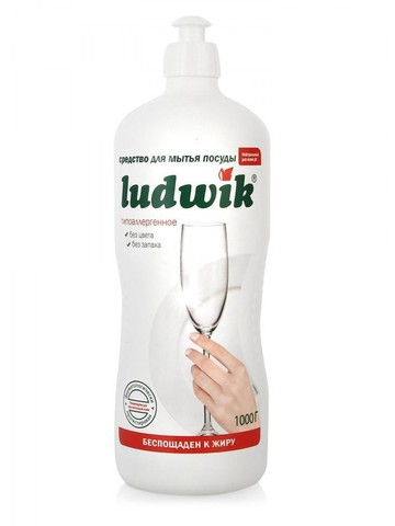 LUDWIK - Бальзам гиппоалергенный 1000 мл