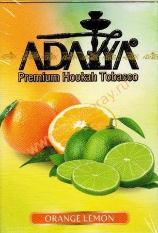 Табак Adalya - Апельсин Лимон