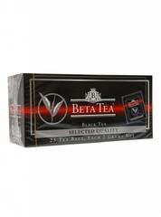 Çay \ Чай \ Tea Beta Celected Earl Grey qara çay 25 ədəd (paket)
