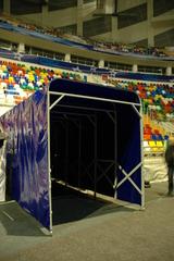 Тоннель для выхода игроков (модуль 4 м).