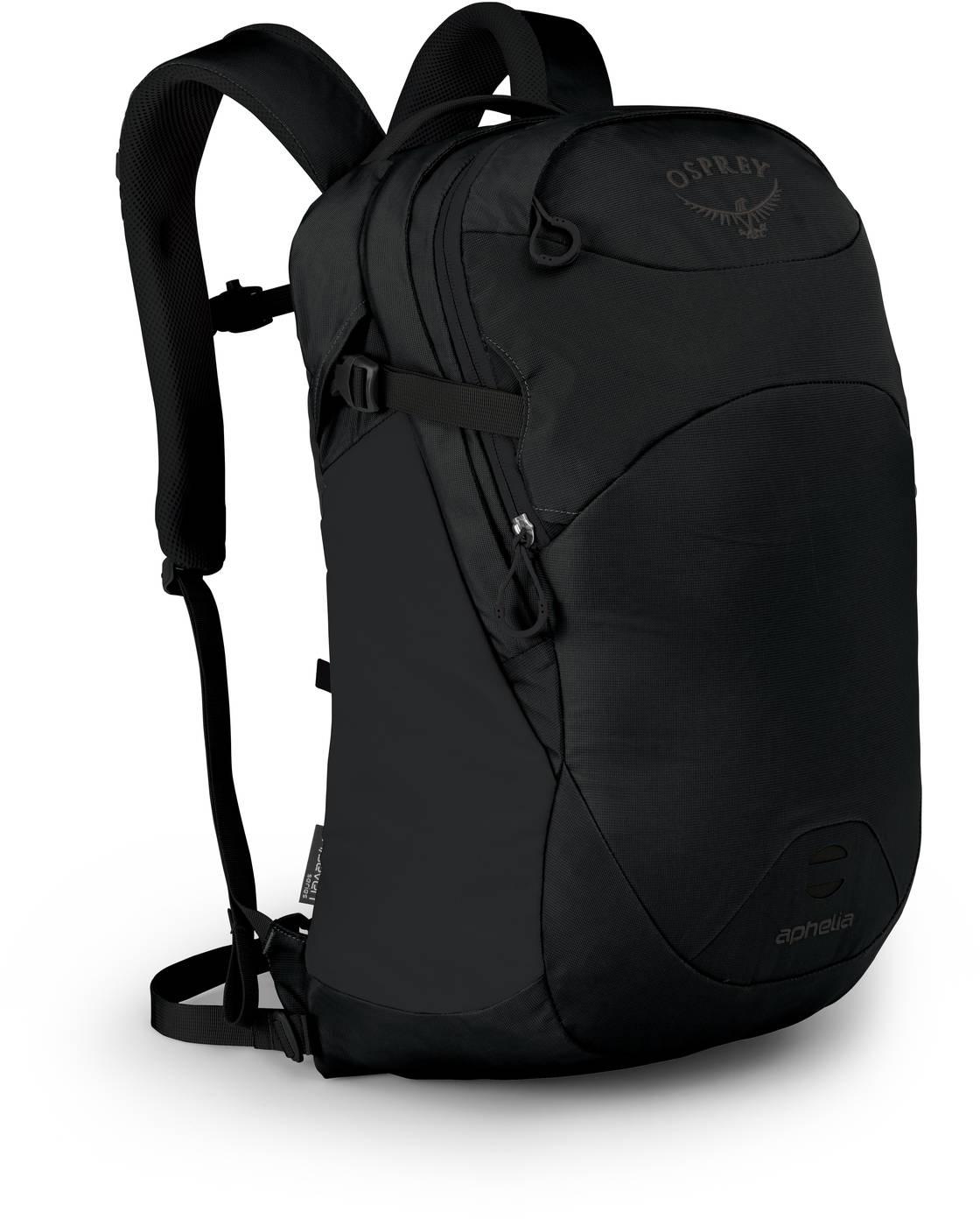 Городские рюкзаки Рюкзак женский Osprey Aphelia 26 Black Aphelia_F19_Side_Black_web.jpg