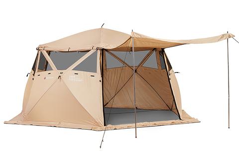 Кухня-шатер HIGASHI Yurta Сamp Sand II