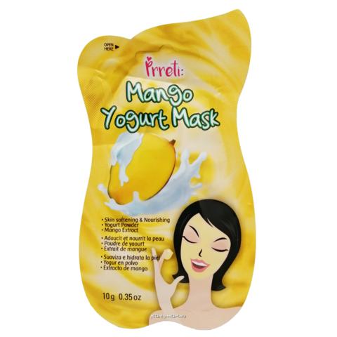Йогуртовая маска Prreti с экстрактом манго 10 мл
