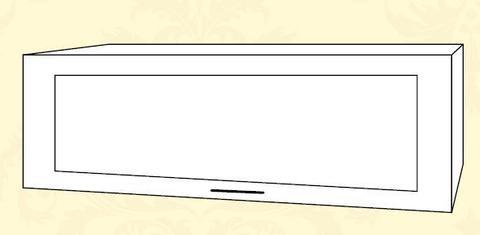 Империя ПГС 800 Шкаф верхний горизонтальный