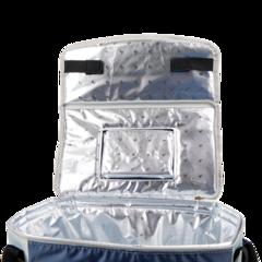 Набор для пикника Арктика 4 перс. (13,5 л.), синяя