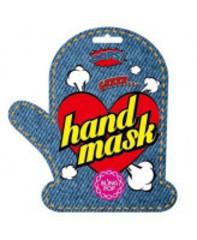 Маска для рук с маслом ши BLING POP SHEA BUTTER HEALING HAND MASK 18гр