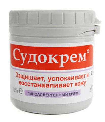 Судокрем Крем под подгузник