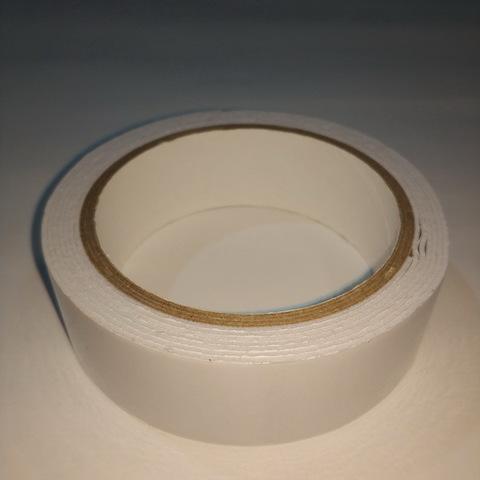 Скотч двухсторонний на полипропилене 30мм*2м. (1/10/90)