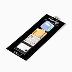 Стикеры Midori Sticky Paper Journal - Free hobby