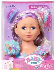 Кукла манекен для макияжа и причесок Baby Born Модная сестричка