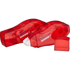 Клей ленточный Kores красный 8 мм х 10 м