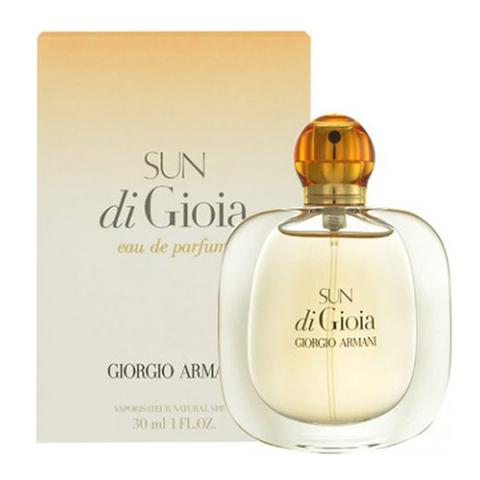 Giorgio Armani: Sun Di Gioia  женская парфюмерная вода edp, 30мл/50мл
