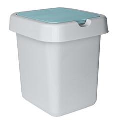 Контейнер для мусора Квадра небесный 25 л