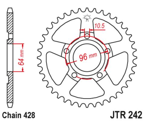 JTR242