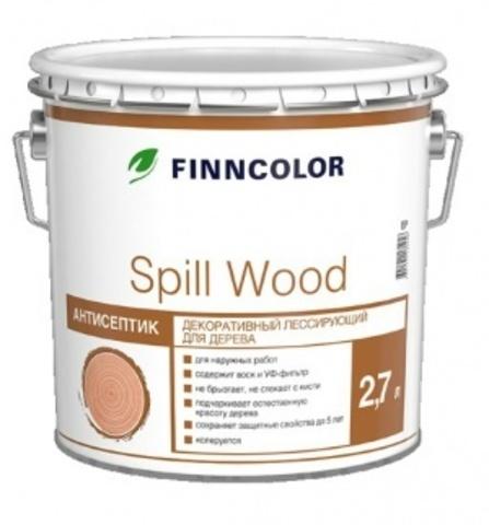 Spill Wood