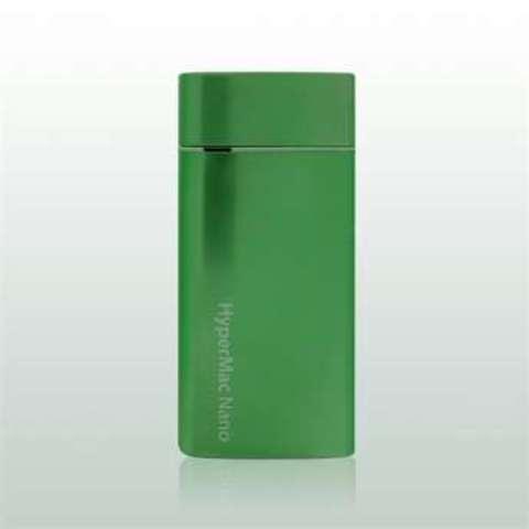 HyperMac Nano 1800mAh – внешняя батарея для iPhone/iPod (Green)