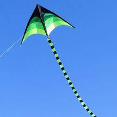Змей Зеленая Стрела 4 метра