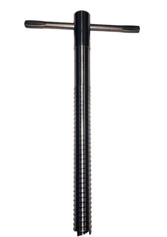 Ввёртыш нержавеющий 200х16 мм со скользящей ручкой