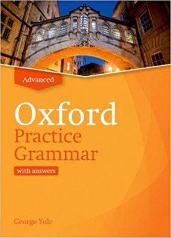 9780194214766 - Oxford Practice Grammar: Advanced with answers