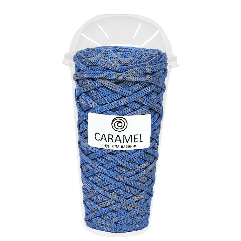 Плоский полиэфирный шнур Caramel Полиэфирный шнур Caramel Микс 2 микс_2.jpg