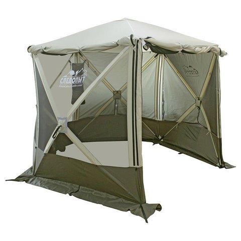 Тент-шатер Следопыт PF-TOR-K02 автомат (со стенками)