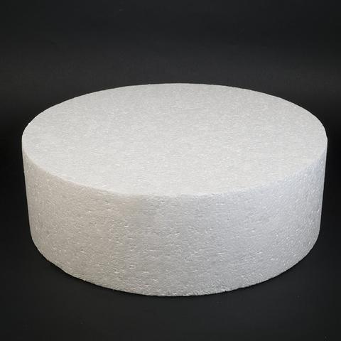 Фальш ярус для торта, круг 35см, высота 10см