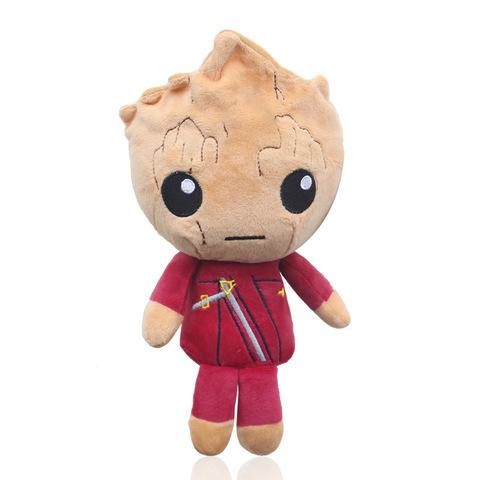 Стражи Галактики плюшевые игрушки — Guardians of the Galaxy 2 plush toys