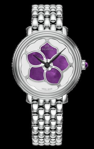 Часы женские Silvana SF36QSS89S Flowers