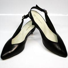 Черные босоножки Kluchini 5190 Black.