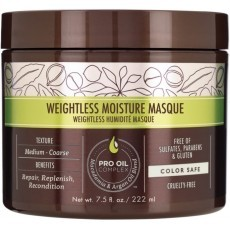 Macadamia Professional: Маска увлажняющая для тонких волос (Weightless Moisture Masque), 222мл