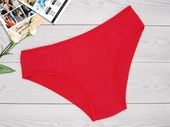 927-5 трусы женские, красные