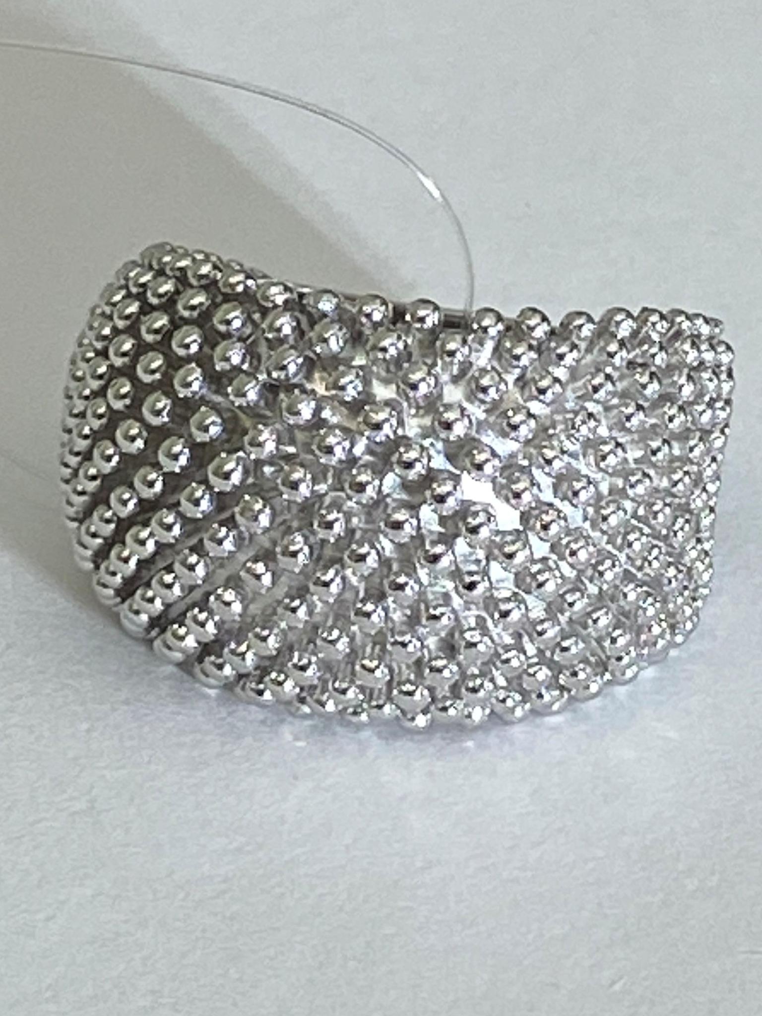 Плинт (кольцо из серебра)