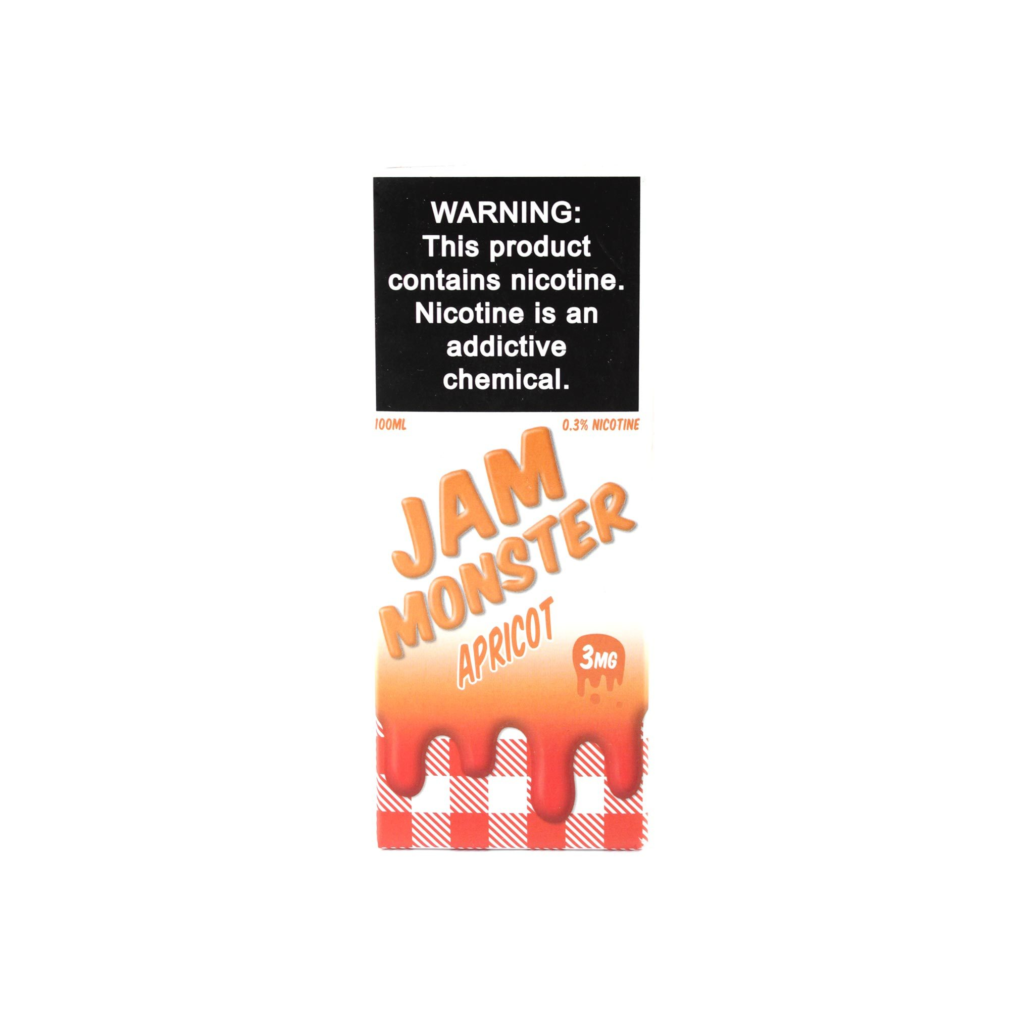 Жидкость Jam Monster Apricot