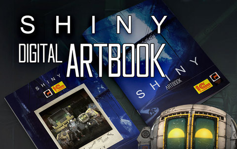 Shiny - Digital Artbook (для ПК, цифровой ключ)