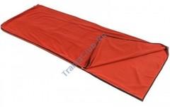 Вкладыш в спальник Tramp Fleece Liner, красный