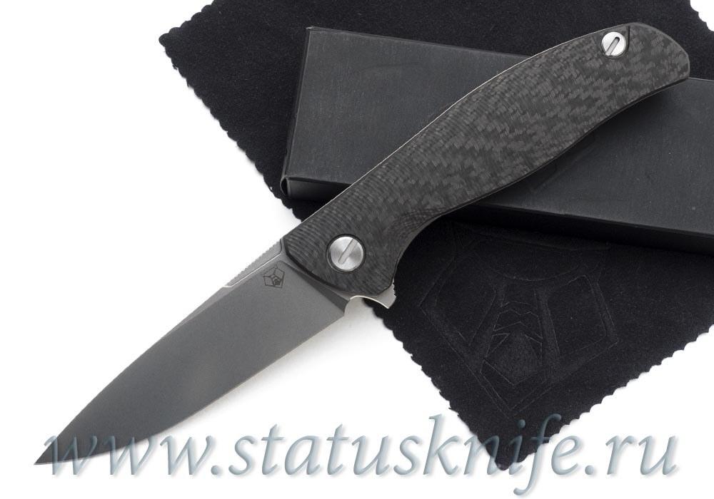 Нож Широгоров Ф3 RWL34 Карбон 3D подшипники