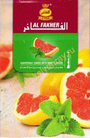 Al Fakher Грейпфрут с мятой