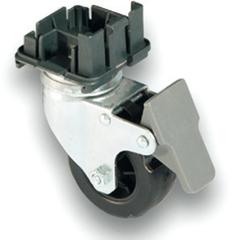MPS колеса RUOTA для переносок SKUDO 4-7 4 шт