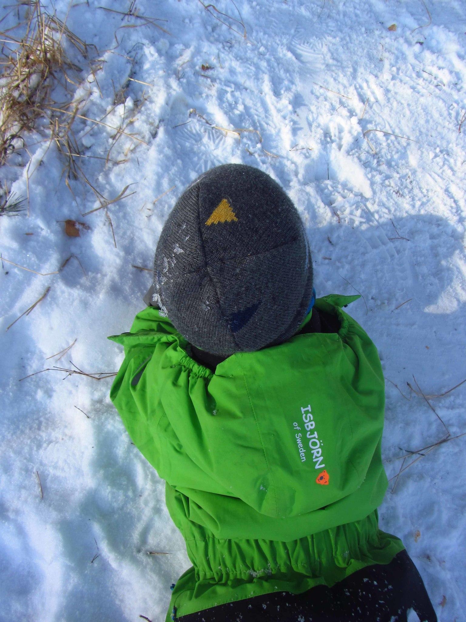 Зимняя шапка Satila Roldy, размер 56. Окружность головы модели 54 см.