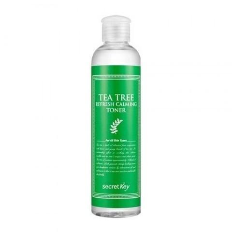 Тонер для лица с экстрактом чайного дерева Secret Key Тea Tree Refresh Calming Toner, 248мл