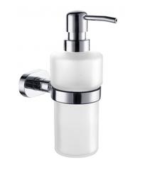 Дозатор для жидкого мыла AM.PM Sense A7436900 стеклянный, с настенным держателем