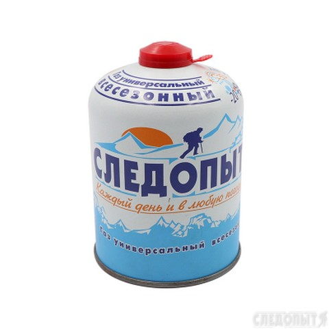 Газ для порт. плит «СЛЕДОПЫТ» (450 г.)