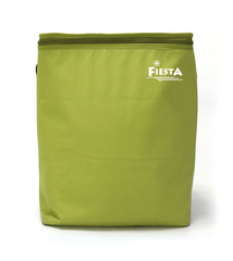Сумка изотермическая Fiesta 20 л зеленая