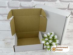 Коробка упаковочная белая № 4 (120*90*30 мм)