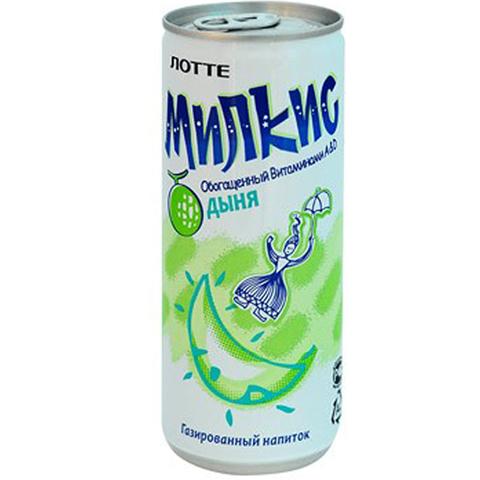 Напиток безалкогольный Милкис Дыня 250 мл