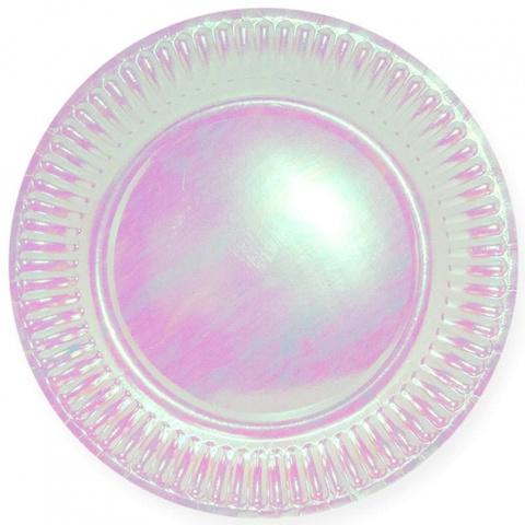 Тарелка бумажная