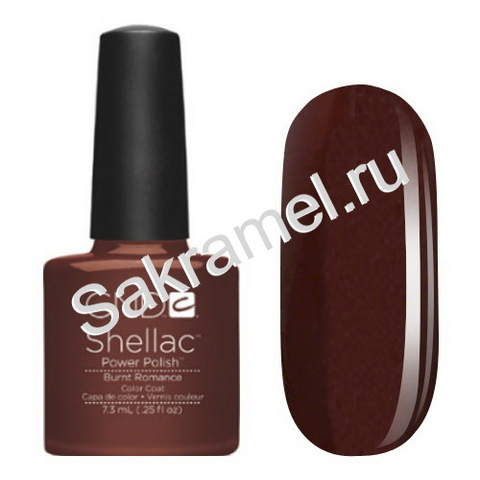 CND- Shellac Burnt Romance 7,3ml