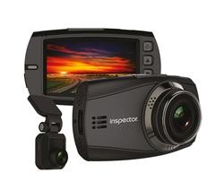 Автомобильный видеорегистратор Inspector CYCLONE (2 камеры)
