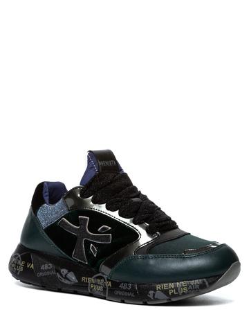 Комбинированные кроссовки Premiata Zac-Zac 4213