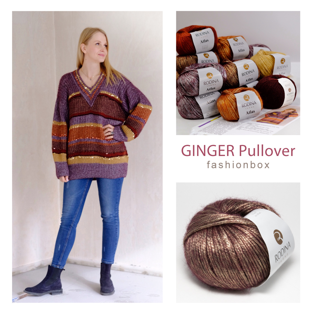 GINGER Pullover Fashionbox